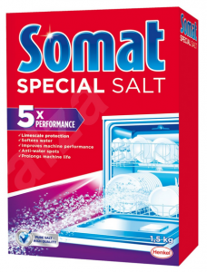 SOMAT Special Salt Sól do zmywarki 1,5kg