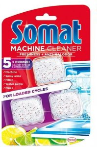 SOMAT Machine Cleaner środek czyścik do zmywarki