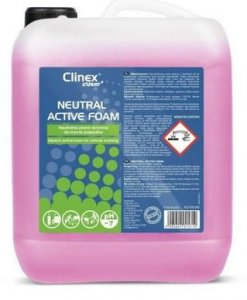 CLINEX Neutral Active neutralna aktywna piana 20l