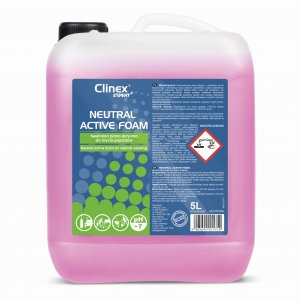 CLINEX Neutral Active neutralna aktywna piana 5l